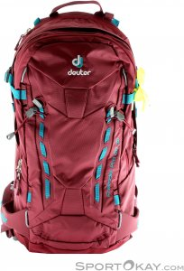 Deuter Freerider Pro SL Damen 28l Rucksack-Lila-One Size