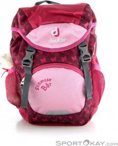 Deuter Schmusebär 8l Kinderrucksack-Pink-Rosa-8