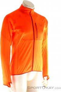 Dynafit Alpine Wind Herren Outdoorjacke-Orange-S