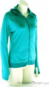 Dynafit Traverse Thermal Hoodie Damen Outdoorsweater-Blau-38