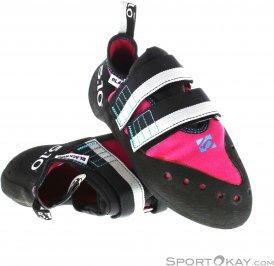 Five Ten Blackwing Damen Kletterschuhe-Pink-Rosa-4,5