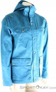 Fjällräven Greenland Jacket Herren Outdoorjacke-Blau-XL