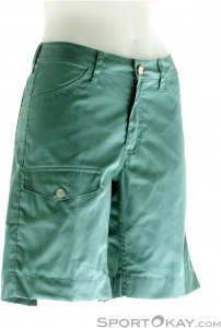Fjällräven Greenland Shorts Damen Outdoorhose-Grün-42