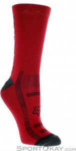 Fox Trail Socks Bikesocken-Rot-S-M