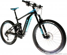 Giant Full-E+ 1.5 Pro LTD 2018 E-Bike Trailbike-Schwarz-S