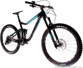 Giant Reign Advanced 0 2018 Endurobike-Schwarz-L