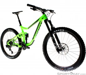 Giant Reign Advanced 1 2018 Endurobike-Grün-L