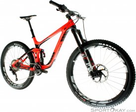 Giant Reign Advanced 1 27,5 2017 Endurobike-Orange-L
