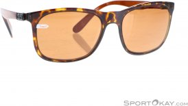 Gloryfy Gi22 Amadeus Havanna Sonnenbrille-Braun-One Size