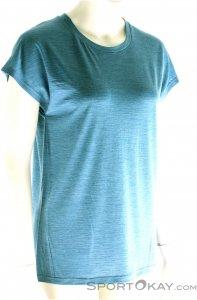Houdini Activist Tee Damen T-Shirt-Blau-XS