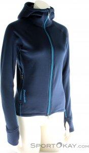 Houdini Power Houdi Damen Outdoorsweater-Blau-XS