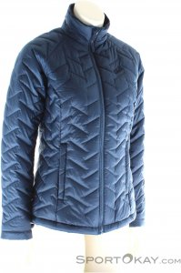 Jack Wolfskin Icy Creek Jacket Damen Outdoorjacke-Blau-L