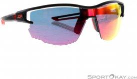 Julbo Aero Sonnenbrille-Rot-One Size