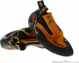 La Sportiva Cobra Kletterschuhe-Orange-40,5
