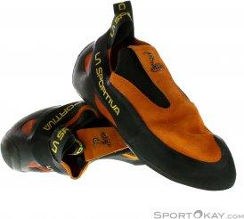 La Sportiva Cobra Kletterschuhe-Orange-40