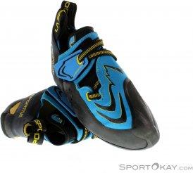 La Sportiva Futura Kletterschuhe-Blau-35
