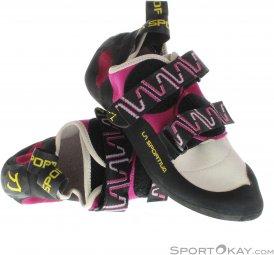 La Sportiva Katana Damen Kletterschuhe-Pink-Rosa-35,5