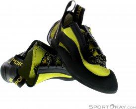 La Sportiva Miura Kletterschuhe-Gelb-40,5