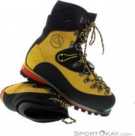 La Sportiva Nepal EVO GTX Herren Bergschuhe Gore-Tex-Gelb-41,5
