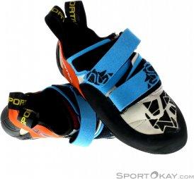 La Sportiva Otaki Kletterschuhe-Blau-42