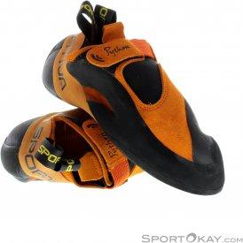 La Sportiva Python Kletterschuhe-Orange-39