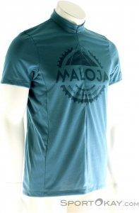 Maloja Duan Shirt Herren T-Shirt-Lila-XL