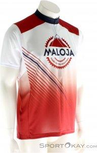 Maloja Jotam Multi Shirt Herren T-Shirt-Rot-L