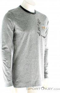 Maloja KahlerbergM. LS Herren Shirt-Grau-L