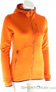 Maloja MadridM. Damen Fleecejacke-Orange-XS