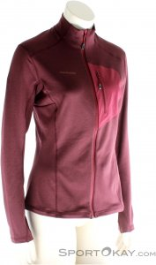Mammut Aconcagua Light ML Jacket Damen Outdoorsweater-Rot-L