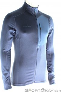 Mammut Aconcagua Light ML Jacket Herren Outdoorsweater-Blau-XL