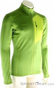 Mammut Aconcagua Light ML Jacket Herren Outdoorsweater-Grün-S