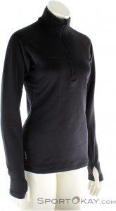 Mammut Aconcagua Zip Pull Damen Outdoorsweater-Schwarz-L
