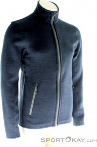 Mammut Arctic ML Jacket Herren Fleecejacke-Blau-L