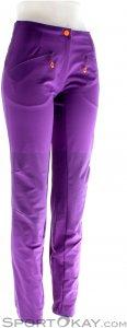Mammut Eisfeld Light SO Pants Damen Outdoorhose-Lila-40