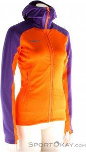 Mammut Eiswand Advanced Hooded Jacket Damen Outdoorsweater-Orange-38