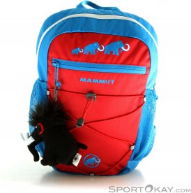 Mammut First Zip 8l Kinder Rucksack-Blau-8
