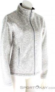 Mammut Iceland Jacket Damen Sweater-Grau-S