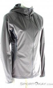 Mammut Keiko Light SO Hooded Damen Outdoorjacke-Grau-L
