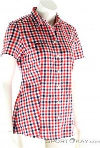 Mammut Kirsi Shirt Damen Outdoorbluse-Mehrfarbig-XS