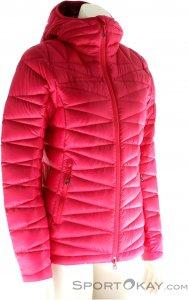 Mammut Miva In Hooded Jacket Damen Tourenjacke-Pink-Rosa-XS