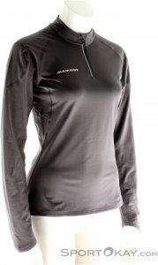 Mammut MTR 141 Thermo L/S Damen Sweater-Schwarz-XL
