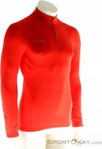 Mammut MTR 141 Thermo LS Herren Tourensweater-Rot-S