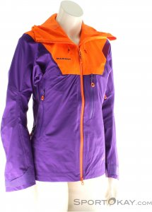 Mammut Nordwand Pro HS Jacket Damen Tourenjacke Gore-Tex-Orange-L