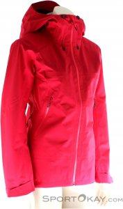 Mammut Ridge Hooded Jacket Damen Tourenjacke Gore-Tex-Pink-Rosa-M