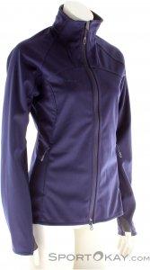 Mammut Ultimate Jacket Damen Outdoorjacke-Blau-S