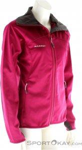 Mammut Ultimate Jacket Damen Outdoorjacke-Lila-L
