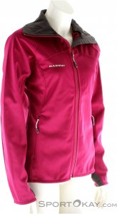 Mammut Ultimate Jacket Damen Outdoorjacke-Lila-M