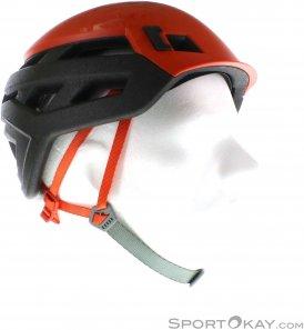 Mammut Wall Rider Hybridhelm Kletterhelm-Orange-52-57