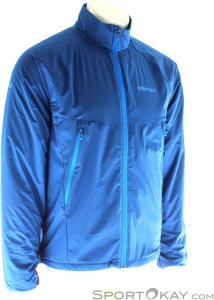 Marmot Dark Star Jacket Herren Outdoorjacke-Blau-S
